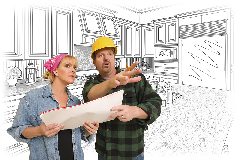 3 steps to take when preparing for a remodel
