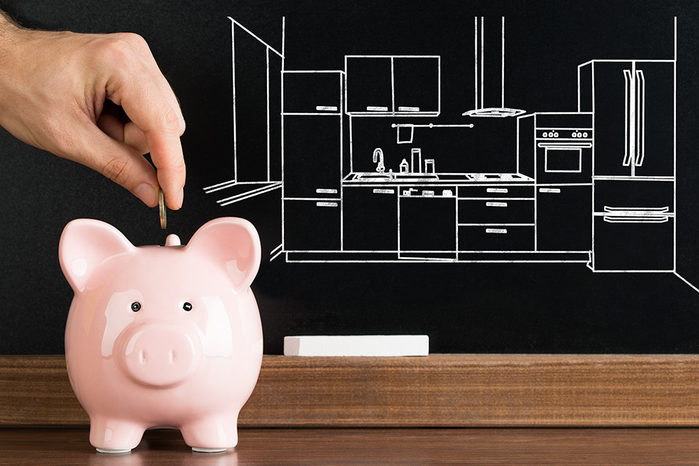 ways to save on kitchen remodel after holidays