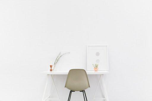 base of white color palette blog