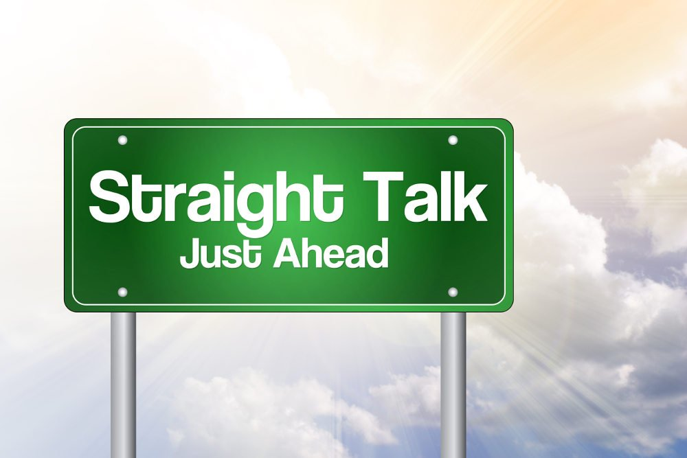 Straight talk sign about how we've got the toughest installer hiring standards of any Kansas City Remodeling Company.
