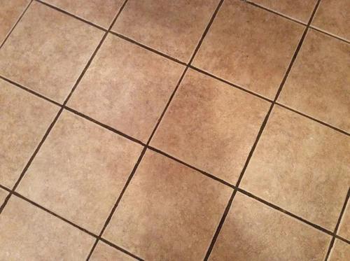 Refinishing Tile Floor